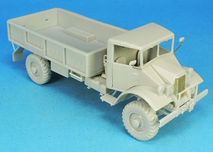 FORD CMP Chevy C60L GS Truck 1/48 Gaso.Line