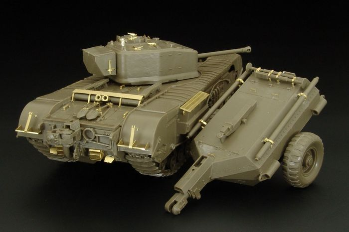 HLX48388 - Churchill Mk.VII (Tamiya kit)