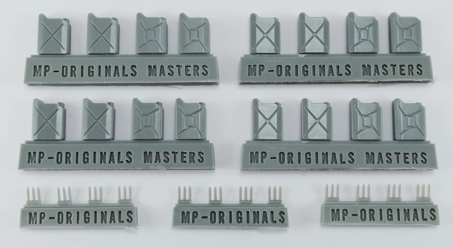 MP Originals Masters Models бочки и канистры 1/48