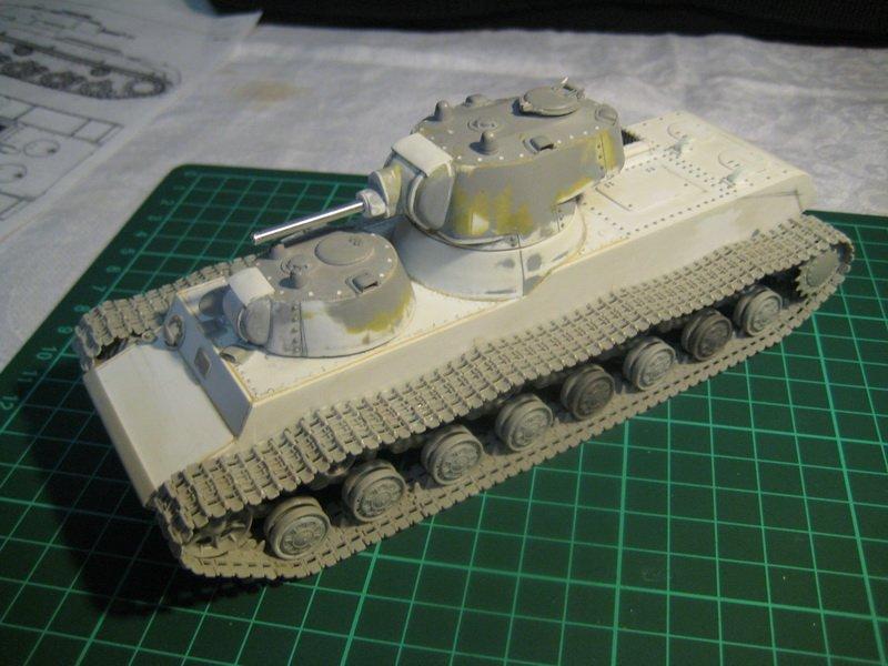 Модели танков 1 6 своими руками 78