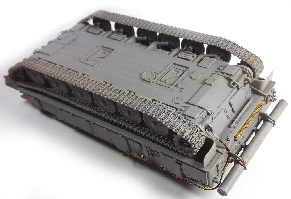 48009 SA-6 Gainful - 1/48 scale resin kit