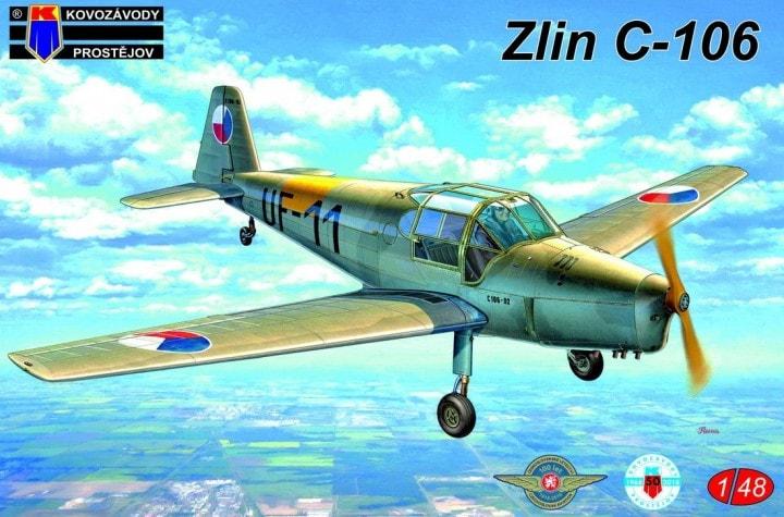 1/48 Zlin C-106