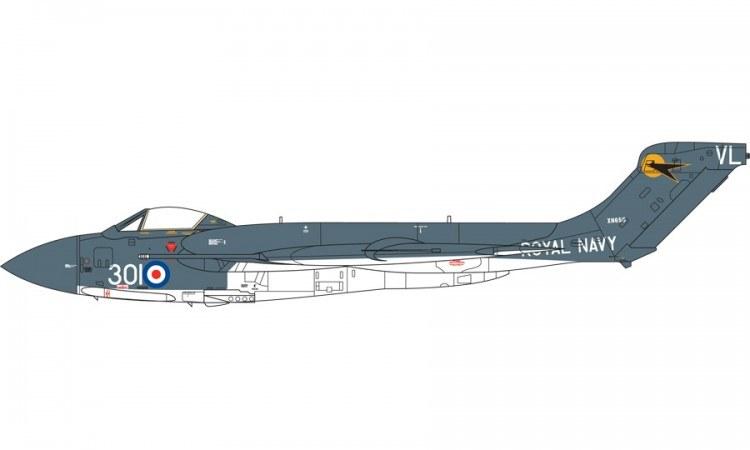 Airfix 1/48 de Havilland Sea Vixen FAW.2